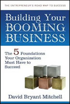 Building Your Booming Business by David Mitchell