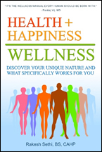 Health + Happiness = Wellness by Rakesh Sethi