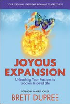 Joyous Expansion by Brett Dupree