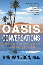 OASIS Conversations: Leading with an Open Mindset to Maximize Potential by Ann Van Eron