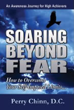 Soaring Beyond Fear by Perry Chinn